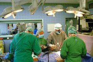 Операция по удалению рака молочных желез при беременности