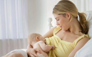 Развитие послеродового катарального мастита при кормлении
