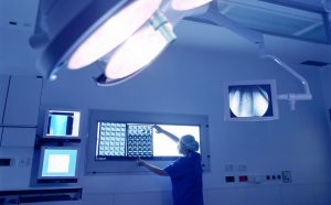 Оперативное лечение гнойной кисты грудной железы