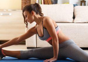 Какие спортивные упражнения можно во время вскармливания