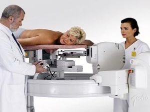 Проведение стереотаксической биопсии молочной железы