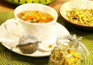 Чем полезен ромашковый чай при кормлении грудью