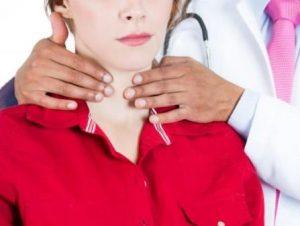 Особенности ангины при лактации