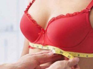 Неправильно подобранный бюстгальтер - причина провисания груди