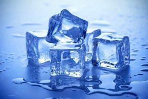 Применение компресса со льдом при лактостазе