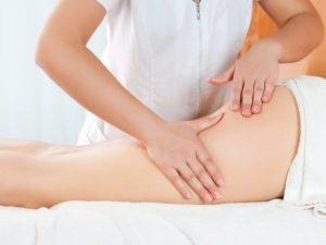 Применение ручного антицеллюлитного массажа при грудном вскармливании