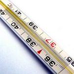 Как бороться с высокой температурой при лактации