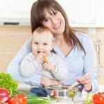 Особенности питания женщины в период грудного вскармливания