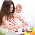 Рекомендации по питанию для кормящей женщины