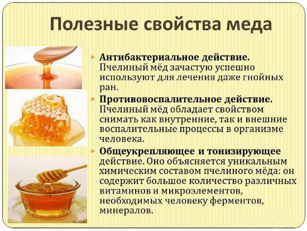 Чем полезен мед кормящей женщине