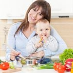Диета для кормящей женщины