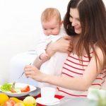 Особенности питания женщины в период лактации