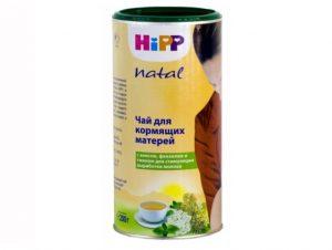 Чай для лактации Хипп