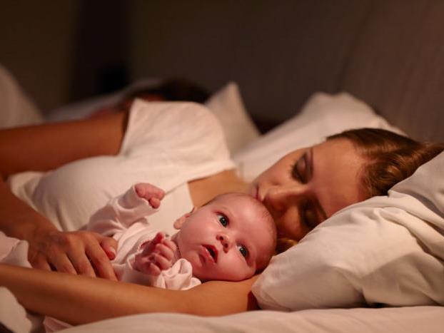 Ночные кормления при грудном вскармливании