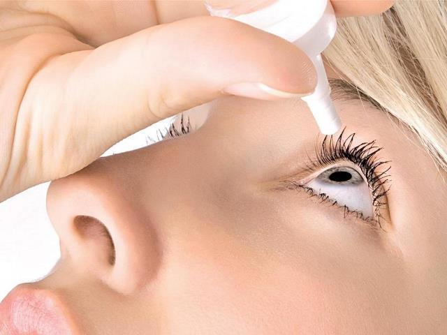 Глазные капли при грудном вскармливании