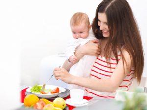 Газообразующие продукты при грудном вскармливании